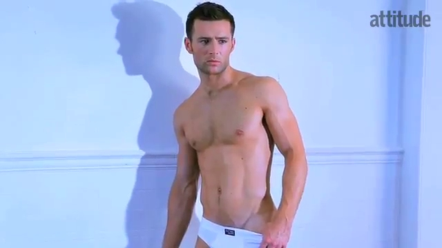 McFly 39s Harry Judd Shirtless In His Underwear