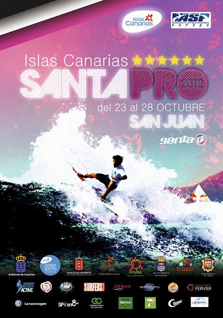 ISLAS CANARIAS SANTA PRO 2012