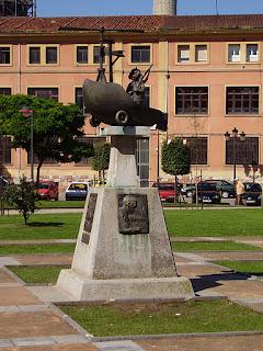 Estatua+Pinin+La+Felguera
