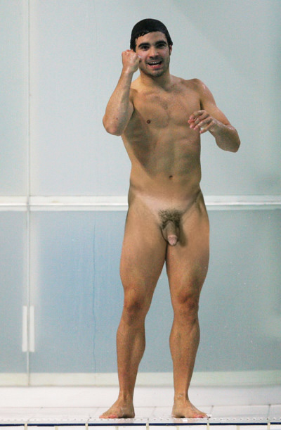 Naked alexandre despatie