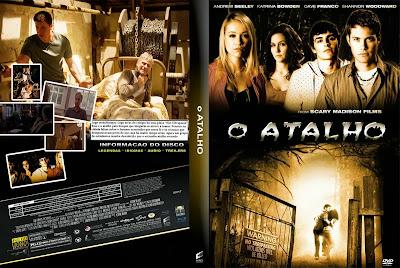 Filme O Atalho DVD Capa