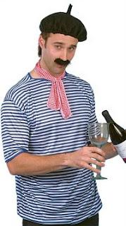 French Man Costume