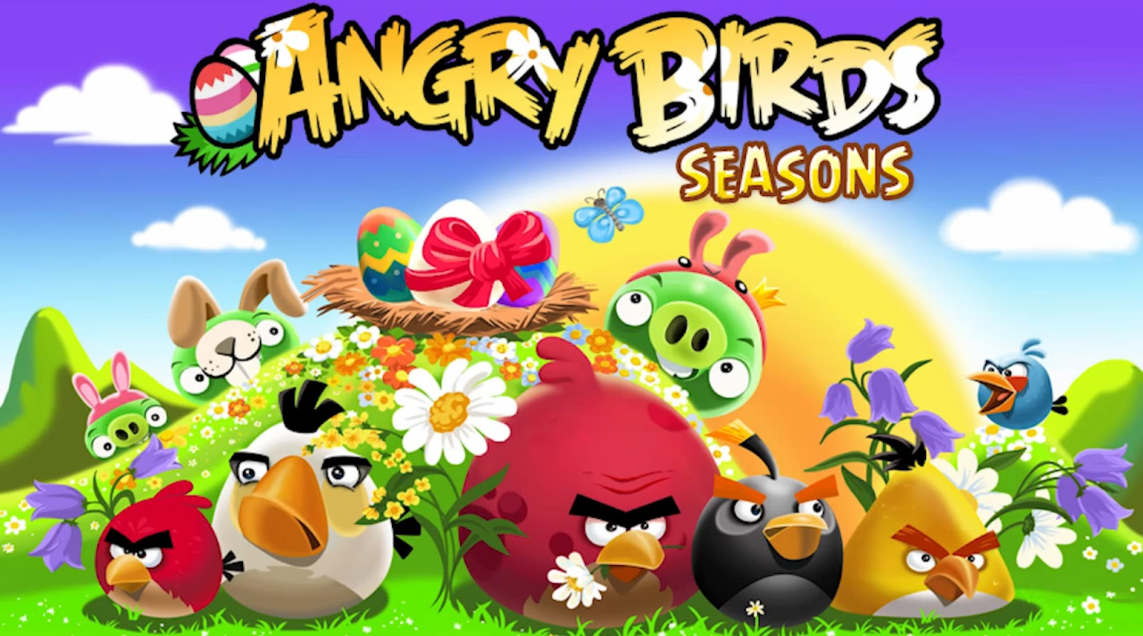 Kumpulan Wallpaper Angry Birds High Definition (HD)