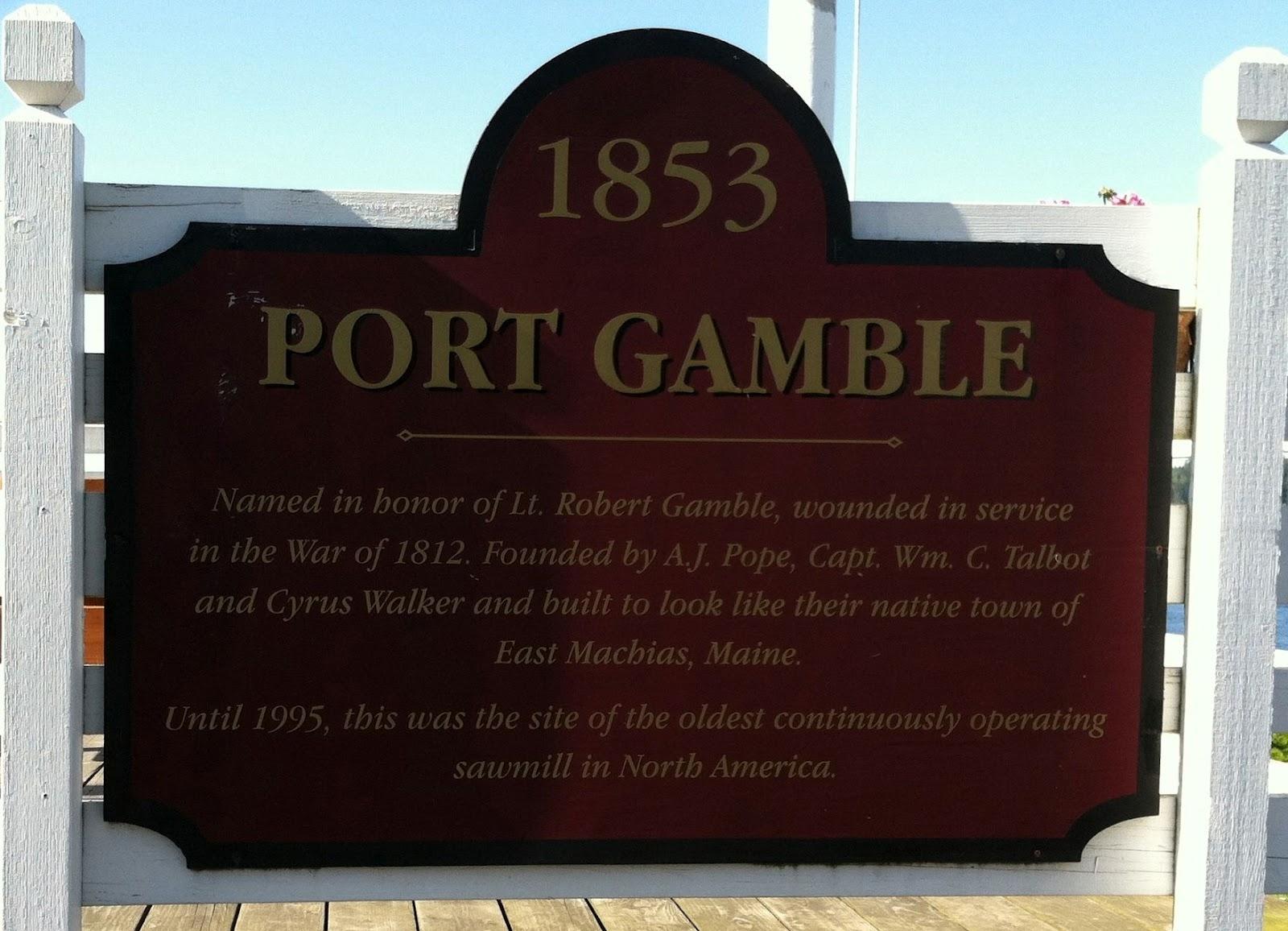 Crazy Horse Quilting: Port Gamble, WA : quilted strait port gamble - Adamdwight.com