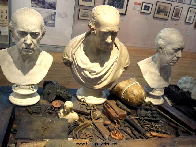 James Watt Work bench