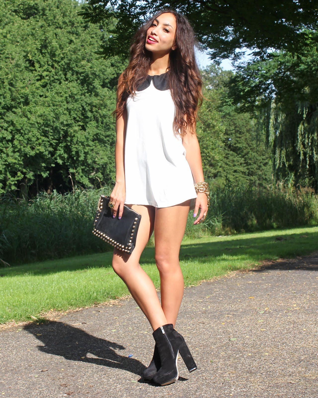 Short Dress Long Legs