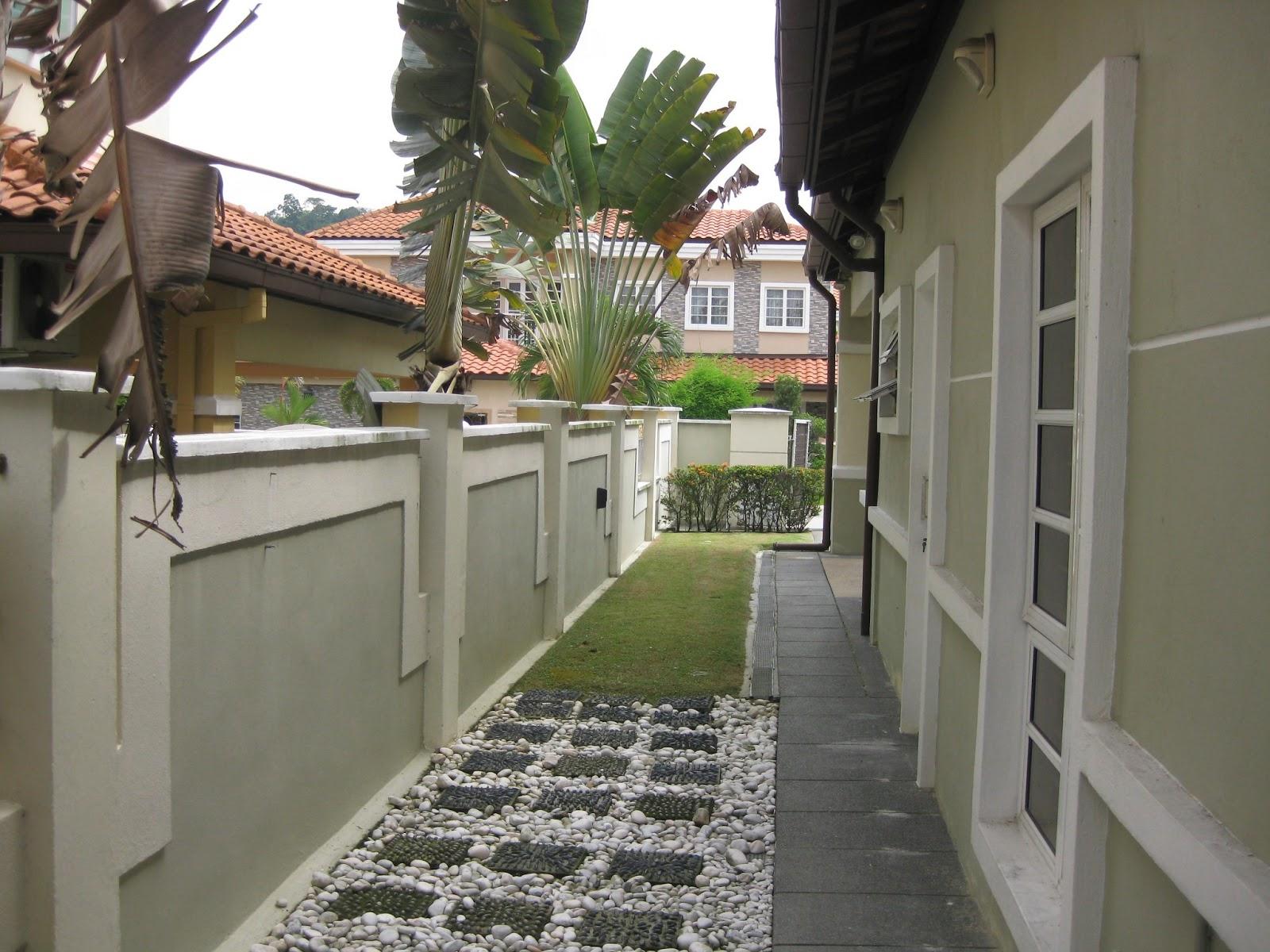 Merveilleux Kota Damansara D 39 Villa Equestrian Outdoor Wet Kitchen Design