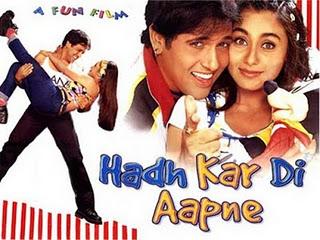 Had Kar Di Aapne (2000) DVD