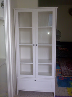 Ikea smadal bookcase with glass doors reserved rm260 very ikea smadal bookcase with glass doors reserved rm260 very goodcondition planetlyrics Images
