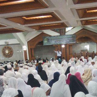 Manasik massal calon jamaah Haji kabupaten Bogor,Pemda Cibinong Bogor
