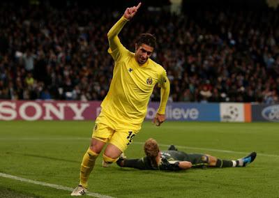 Manchester City 2 - 1 Villarreal (2)