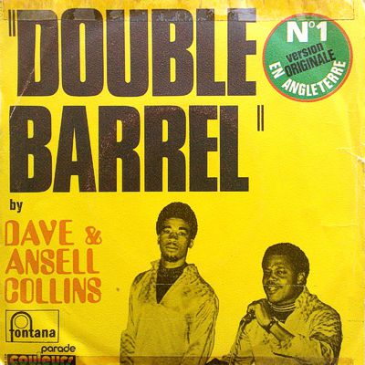 Dave and Ansel Collins - Karaté - Doing Your Own Thing