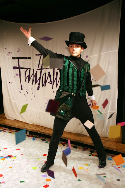 The Old New York stage show The Fantasticks