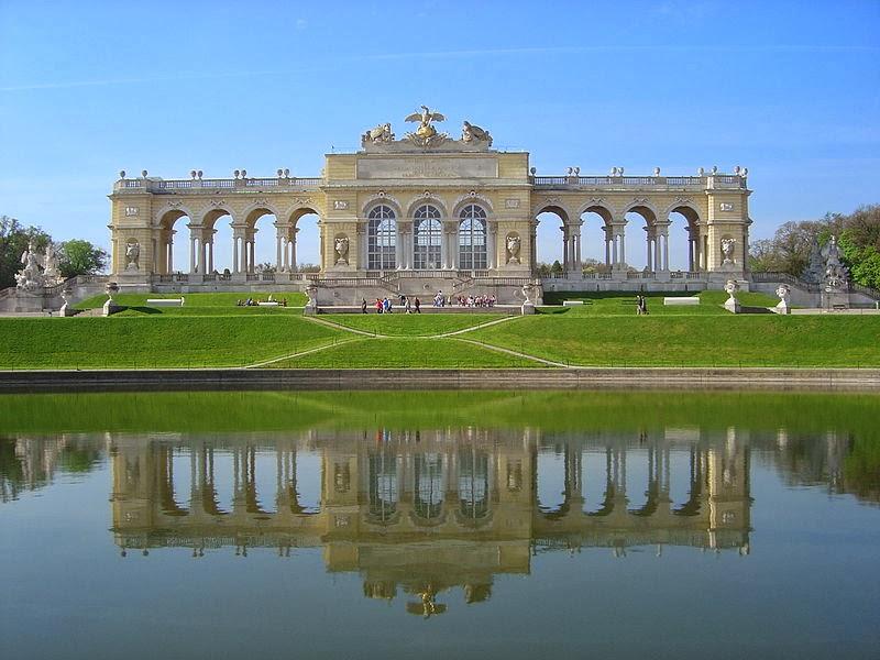 奧地利美泉宮旅遊