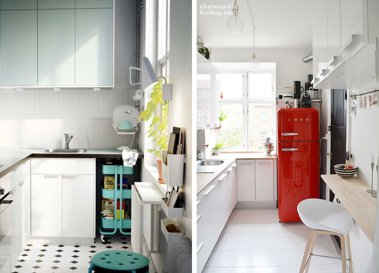 Muebles para cocinas peque as fotos for Modelos de muebles de cocina pequenas