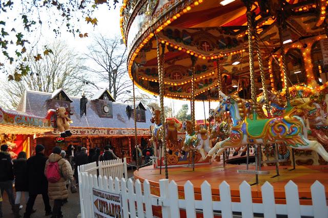 Winter+Wonderland+Hyde+Park+London+carousel