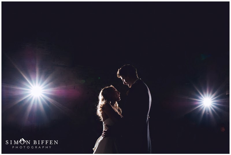 First dance at Cripps Barn wedding