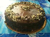 Chocolate Marscapone Cake