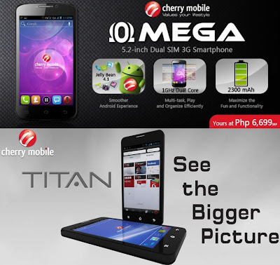 """The """"Battle of GIANT Dual-Core Android Phones"""" - Cherry Mobile OMEGA"""