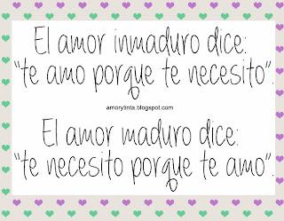 te necesito porque te amo