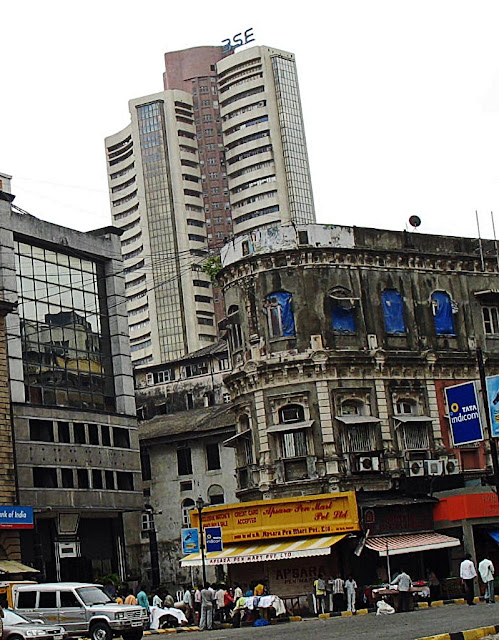 mumbai stock exchange
