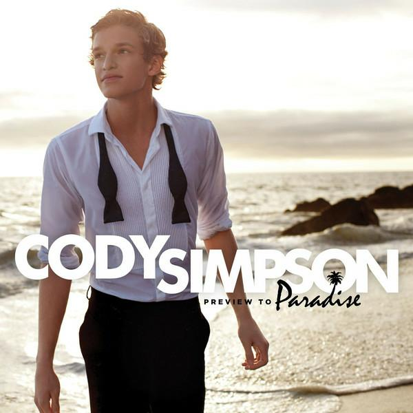 Cover Album Cody Simpson   Preview To Paradise   EP [iTunes EP]