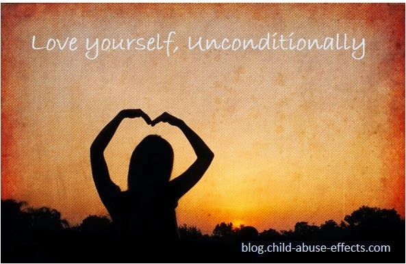 Love Yourself Unconditionally