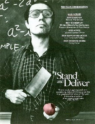 essays on the movie stand and deliver