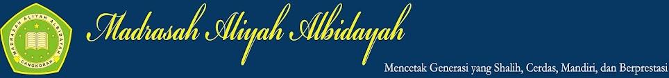 Madrasah Aliyah Albidayah