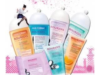 zestaw kosmetyków do demakijażu Bourjois
