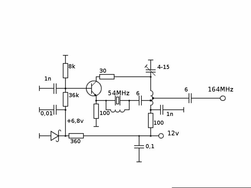 ly3lp laboratory  164 mhz generator
