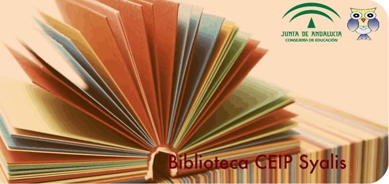 Biblioteca del CEIP Syalis