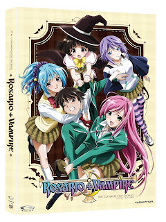 Rosario to Vampire Full Episode + Batch Sub Indo Anime