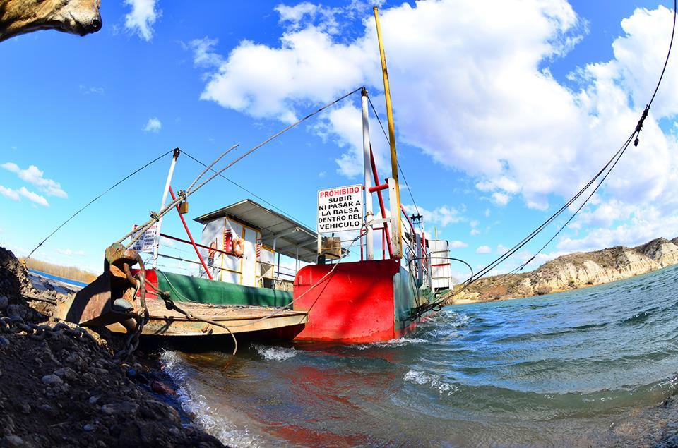Balsa Isla 58 de Villa Regina.