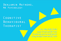 Benjamin Mathews - Cognitive Behavioural Therapist