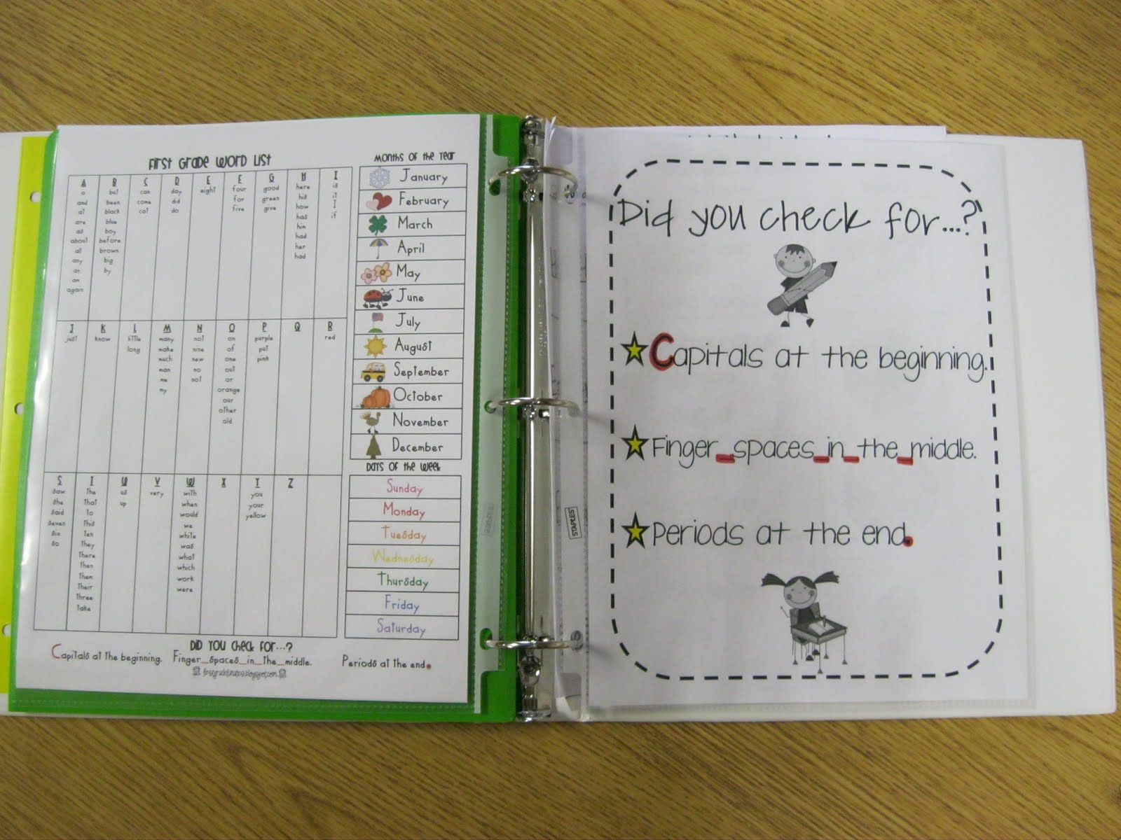writing notebooks Freebie, writer's workshop, writing setting up our writer's notebooks still trying to catch my breath after the crazy start to this school year, but i am excited to share a few tips on how we setup our writer's notebooks in class this year.