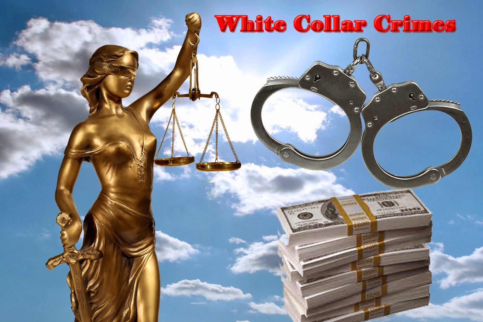 an essay on white collar crimes This essay looks at three areas of white collar crime that have seen prosecutorial  statute stretching: fraud,[20] obstruction-of-justice,[21] and.