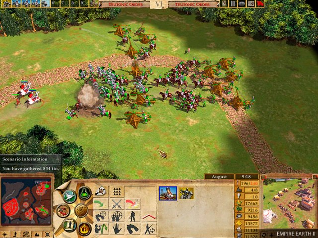 Empire Earth 2 Gold Edition Free Download Game