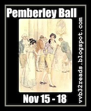 Pemberley Ball, Nov 15-18
