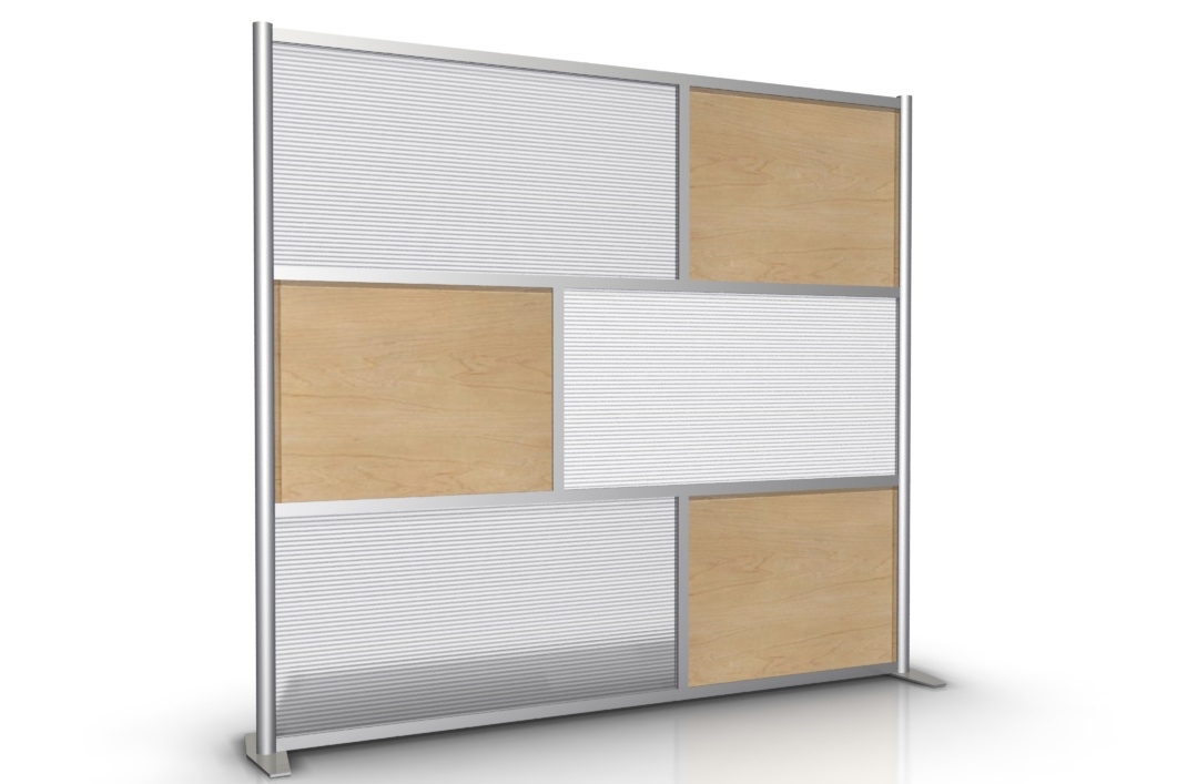 Idivide Modern Room Divider Walls