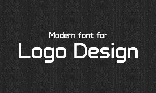 Modern-font-for-logo-design-free