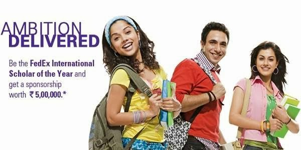 FedEx International Scholar of the Year campaign