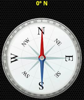 nambar kompas