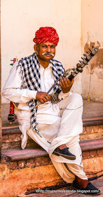 Ravanahatha Rajasthan Folk music