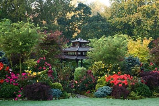 Imágenes de Jardines Orientales  Jardín y Terrazas