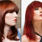 Red Hairstyles For Women With Long Hair