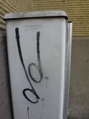 d.d. Tagging, Streetart in München
