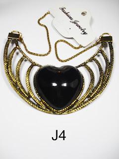 kalung aksesoris wanita j4