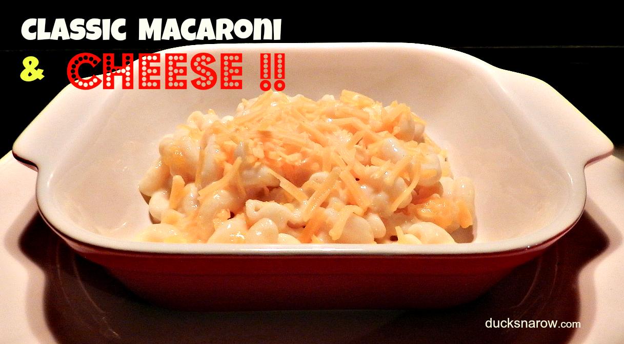 macaroni and cheese, classic macaroni and cheese, baked macaroni and cheese