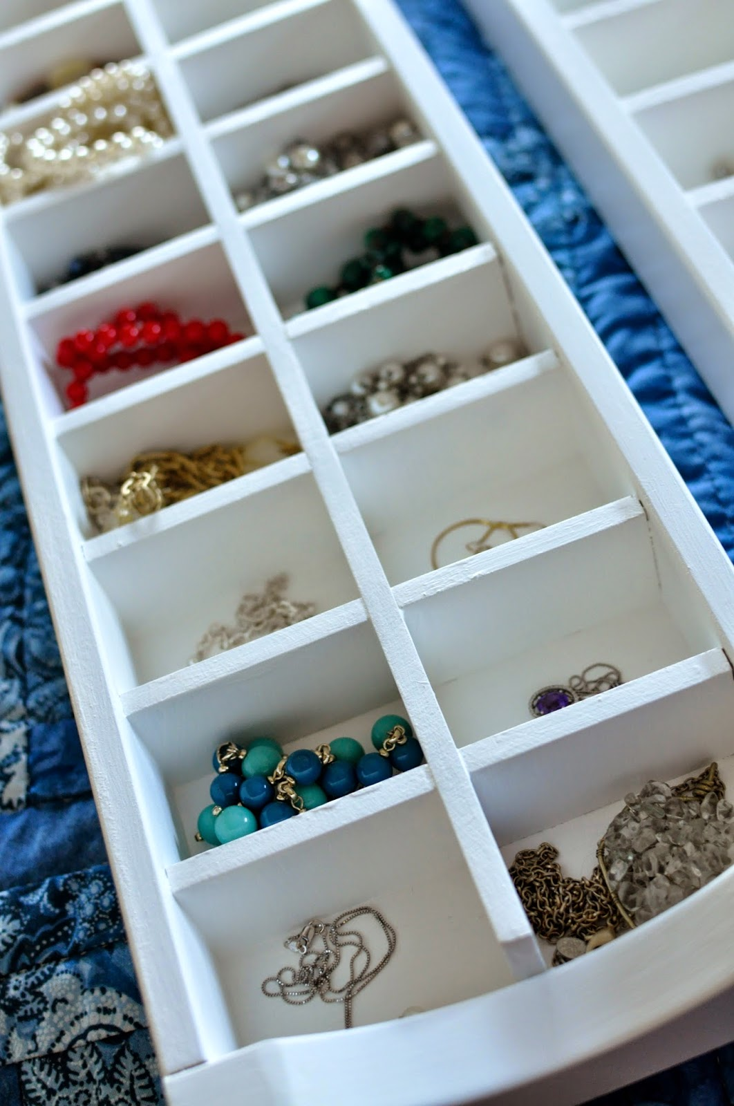 DIY Custom Jewelry Tray